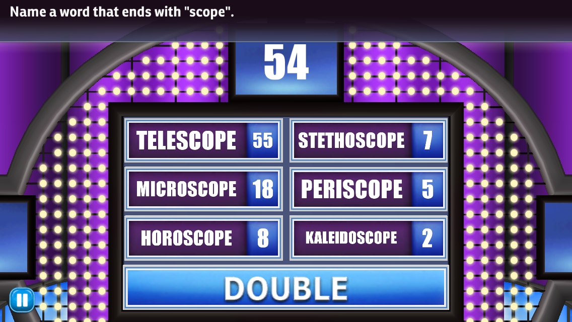 family feud and friends game answers revealed   name a